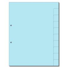 Trennregister neutral 27er Teilung
